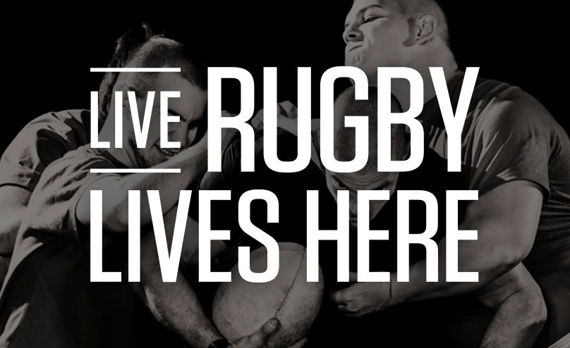 Watch Rugby at Enkel Arms