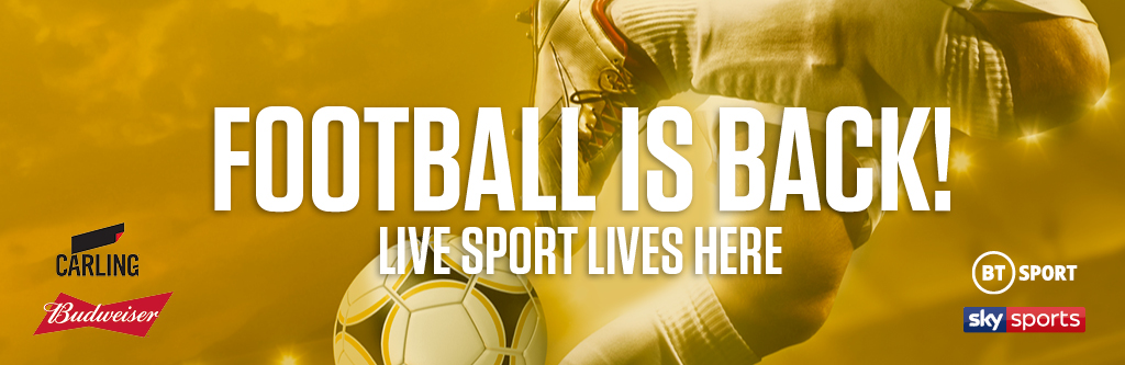 Live Sports at Enkel Arms